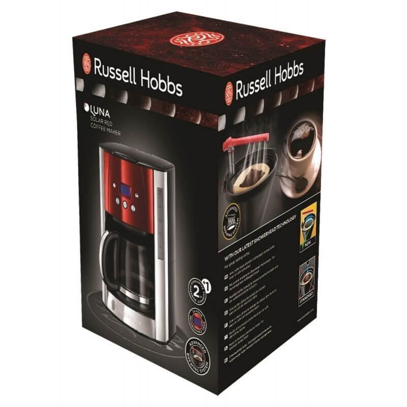 Ekspres do kawy Russel Hobbs Luna Red 23240-56