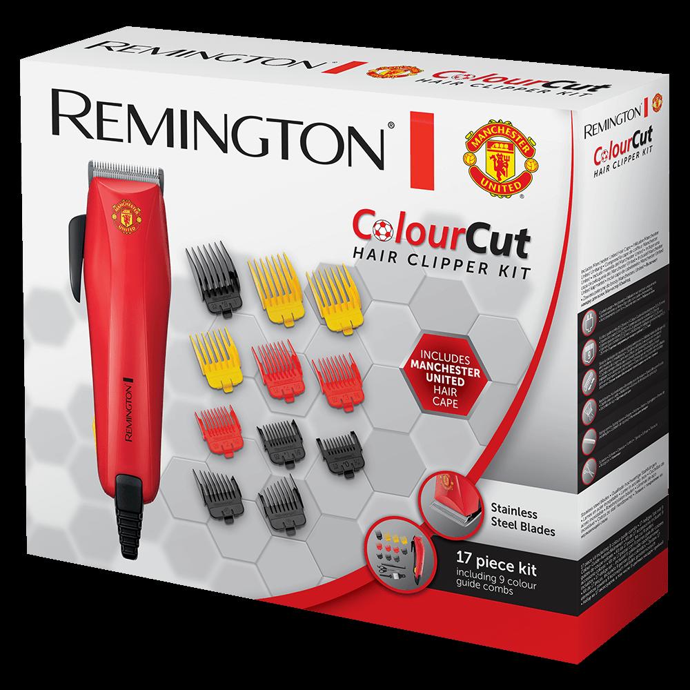 Maszynka do włosów Colour Cut Manchester United Edition