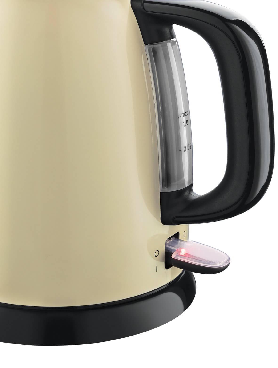Czajnik Russell Hobbs Colours Plus+ mini Cream