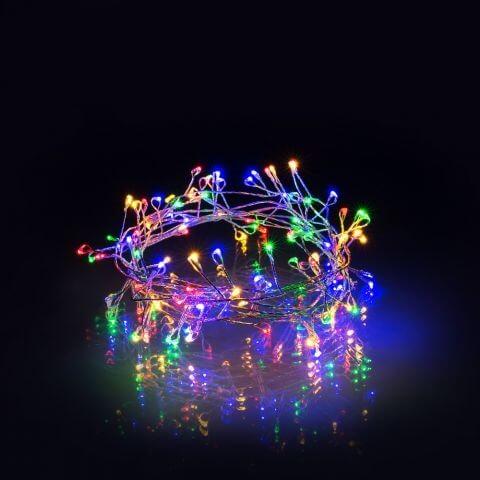 Ozdoba świetlna RXL 277 Nano rząd 100LED 7,4m MC TM RETLUX