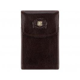 Etui na wizytówki Wittchen Da Vinci (brązowy) 39-2-151-3