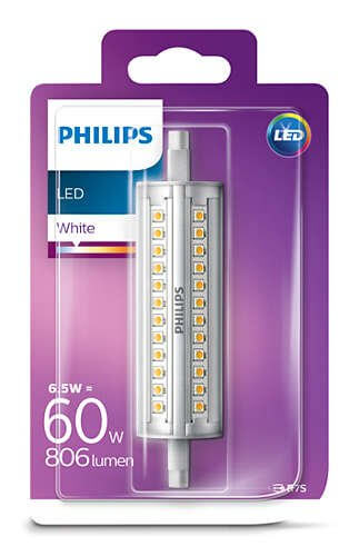 Żarówka LED 60W R7S 118mm Philips