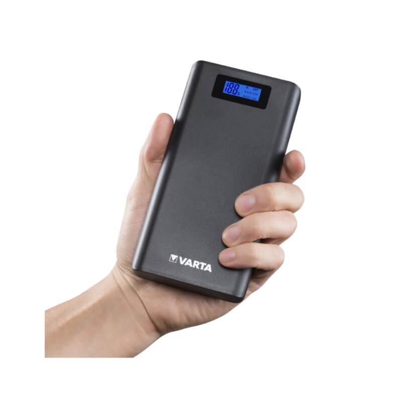 Powerbank Varta 18200mAh LCD