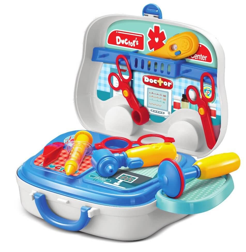 Zestaw lekarz w walizce Buddy Toys