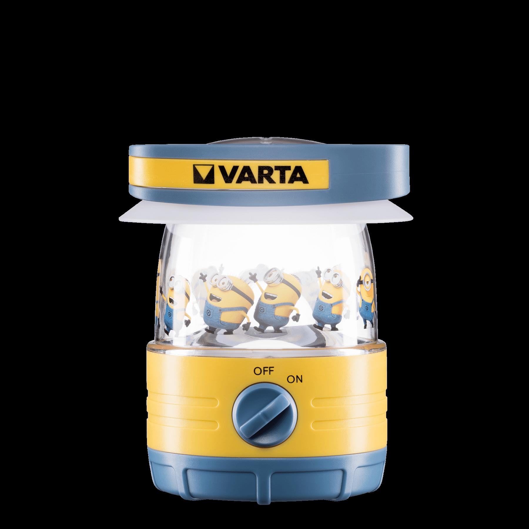 Lampka Varta Minions Lantern