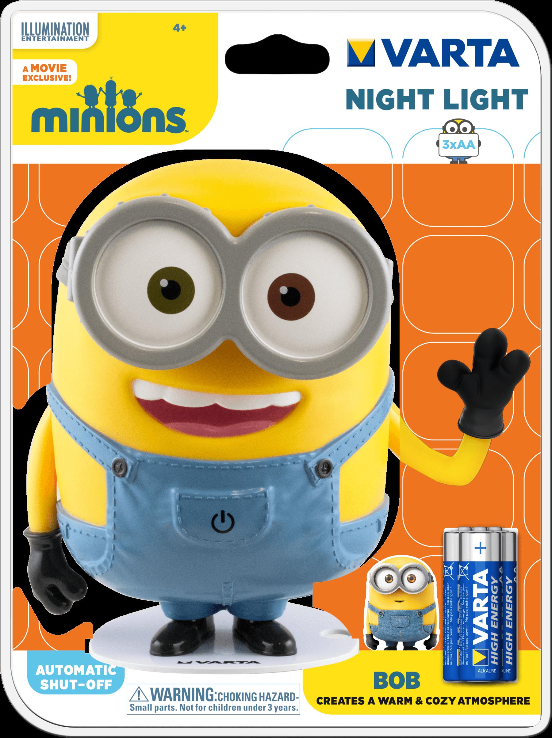 Lampka nocna VARTA Minions Night Light