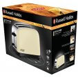 Toster Russell Hobbs Colours Classic Cream 23334-56