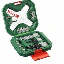 Zestaw 34 szt akcesoriów z serii Bosch X-Line Classic