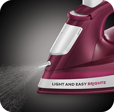 Żelazko Russell Hobbs Light & Easy Brights Mulber 24820-56