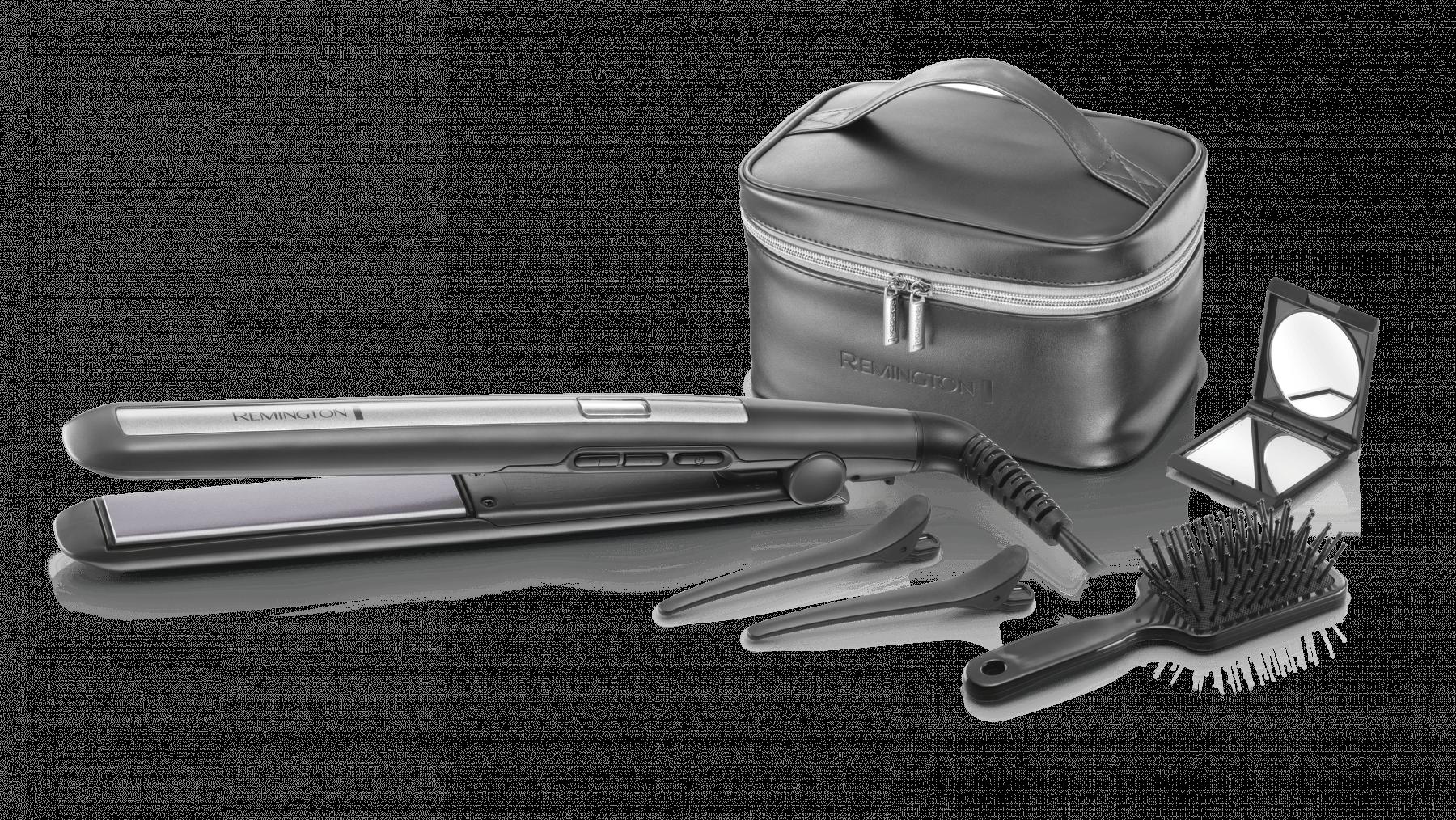 Prostownica Remington Pro-Ceramic Titanium S5506GP + akcesoria