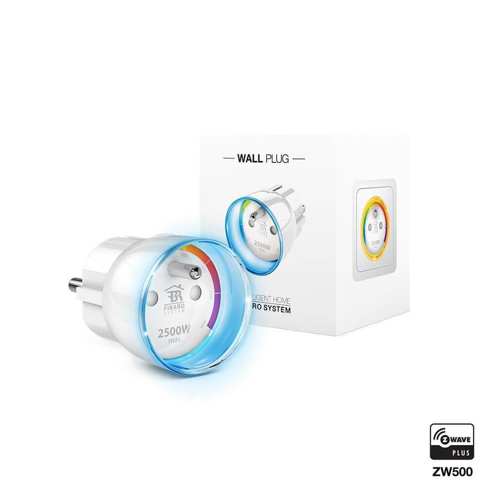 Wall Plug (inteligentna wtyczka) Fibaro FGWPE-102 ZW5