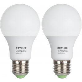 Żarówka LED Retlux REL 7 LED A60 2x7W E27
