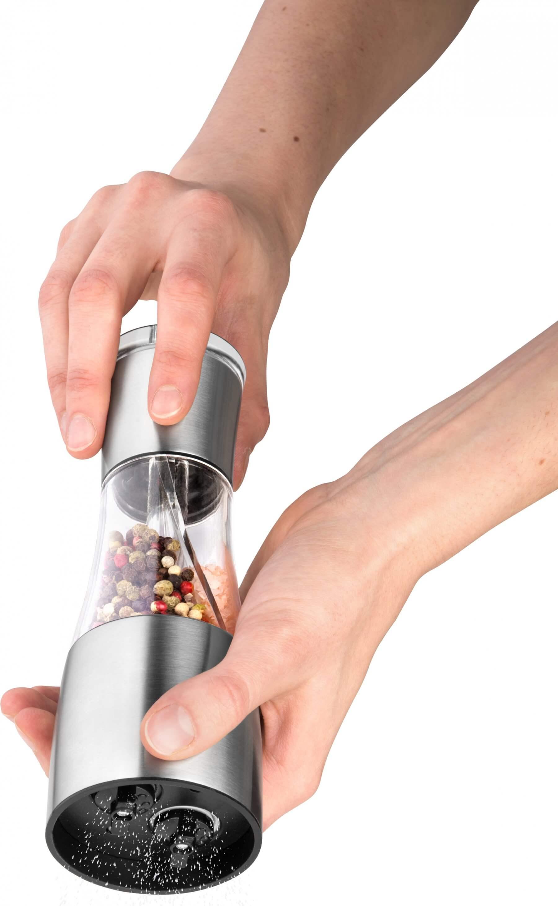 Młynek ręczny dwukomorowy Lamart LT7030