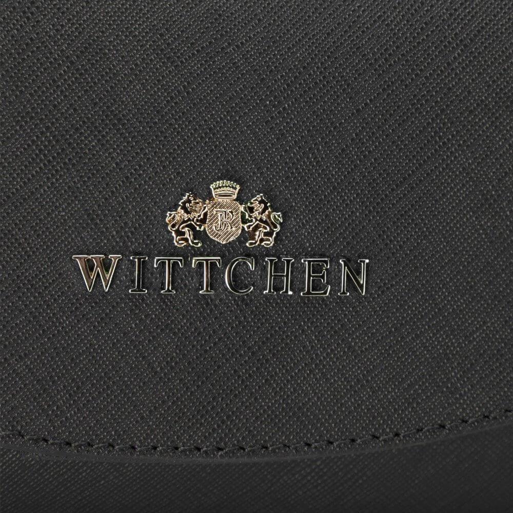 Torebka damska Wittchen Elegance (czarna)