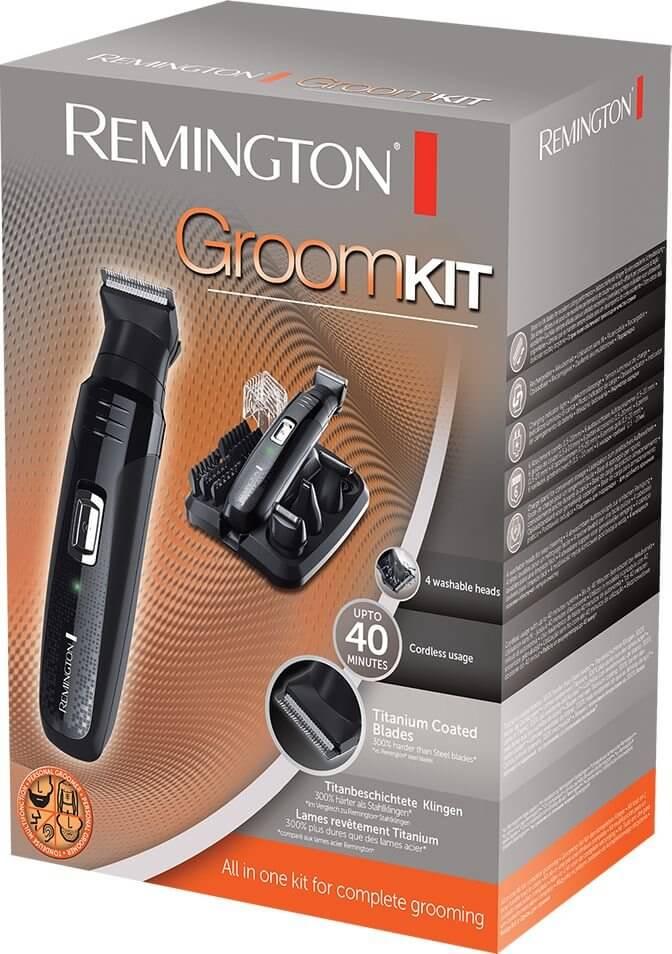 Zestaw do pielęgnacji osobistej Remington Groom Kit PG6130