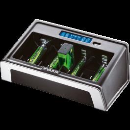 Ładowarka z wyswietlaczem LCD VARTA Universal