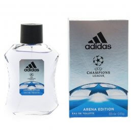 Uefa Champions League Arena Edition woda toaletowa spray 100ml