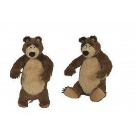 Masza pluszowy niedźwiedź 109301942, Simba