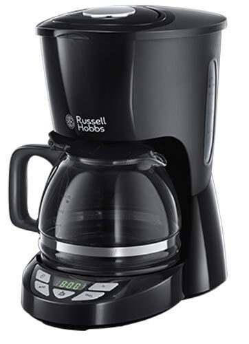 Ekspres do kawy Russell Hobbs Textures Black 22620-56