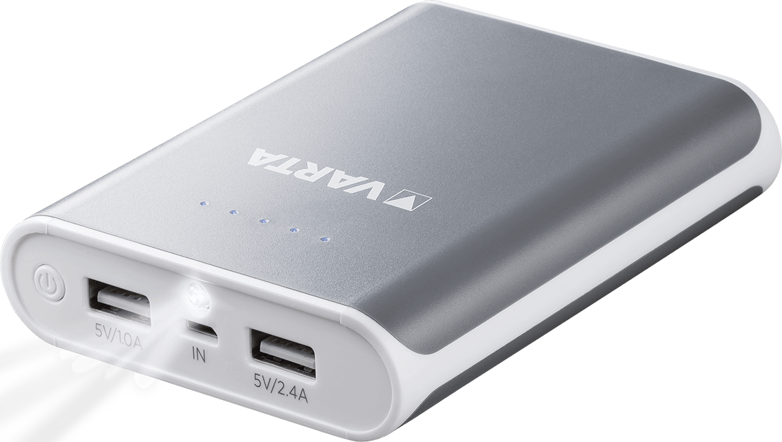 Powerbank Varta Powerpack 10400 mAh