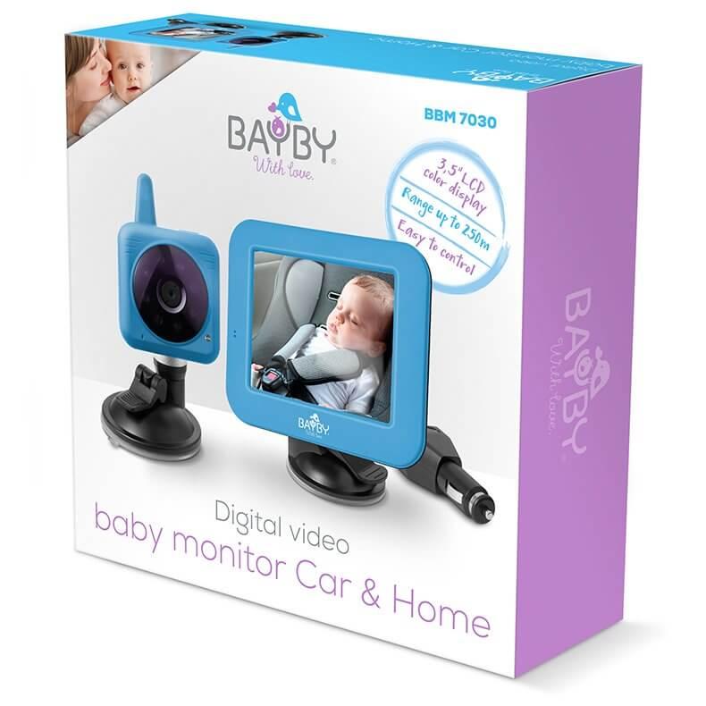 Cyfrowa niania wideo Bayby BBM 7030