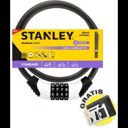 Linka rowerowa zamykana na szyfr Ø10x900 (S741-151) Stanley