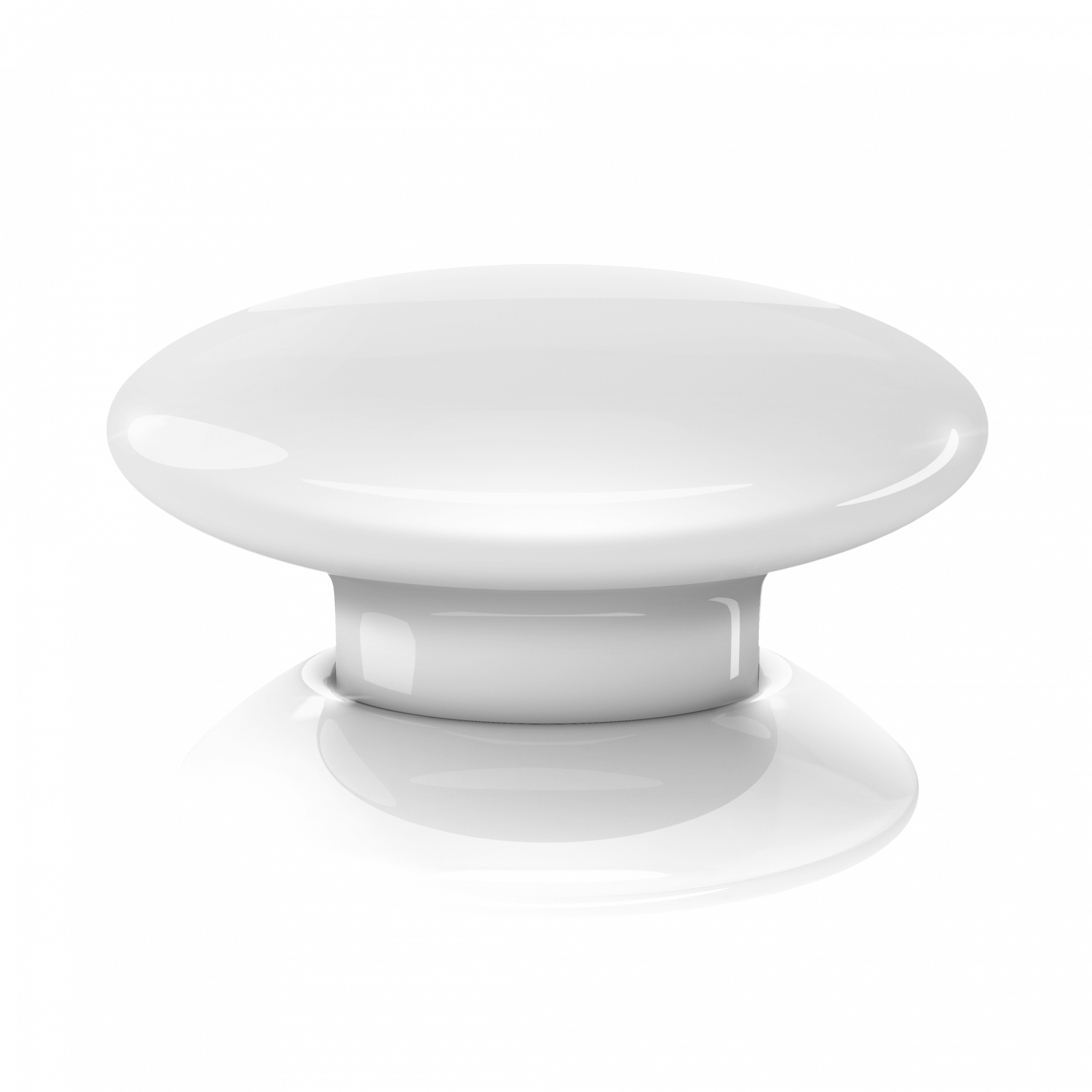 The Button (bezprzewodowy kontroler scen) Fibaro FGPB-101 ZW5  (biały)