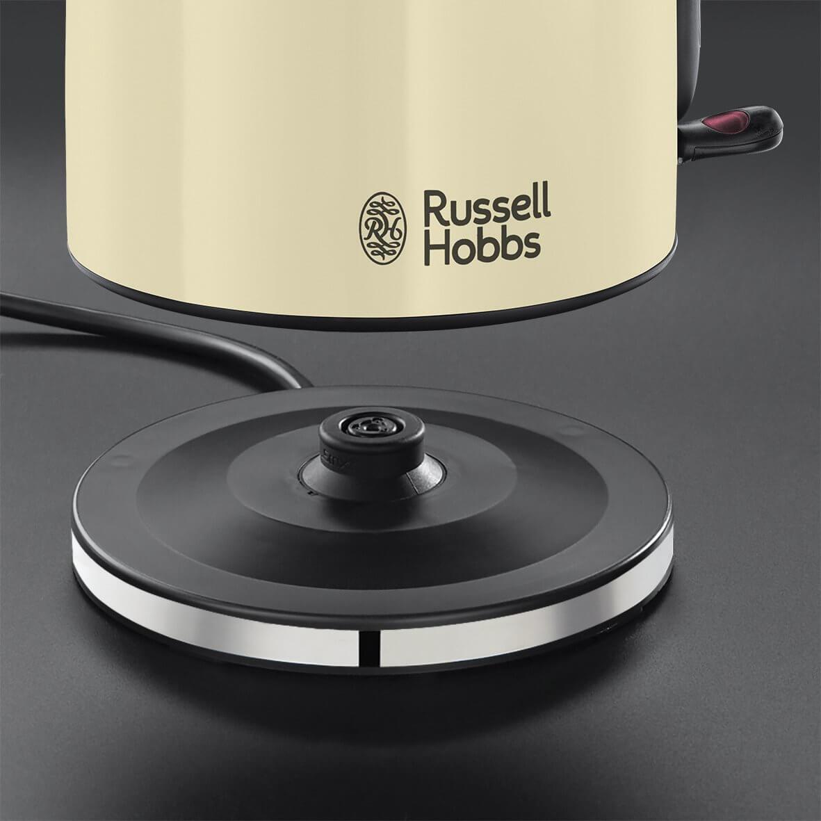 Czajnik Colours+ Clasic Cream Russell Hobbs 20415-70