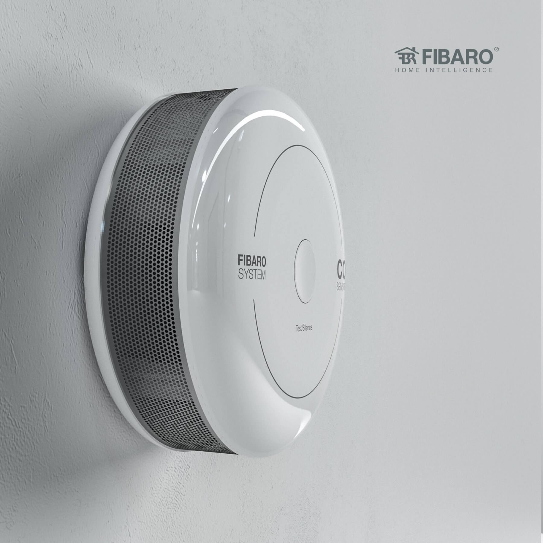 CO Sensor (czujnik czadu) Fibaro FGCD-001 ZW5