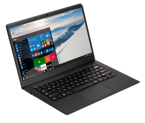 Laptop DGM L-141QH Black