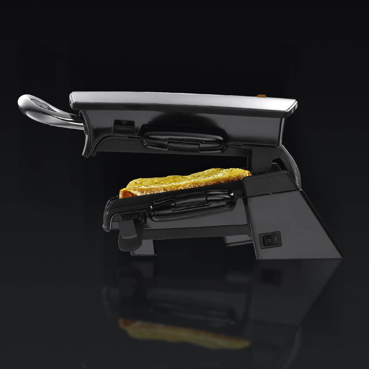 Silver Grill & Melt Grill George Foreman 14525-56