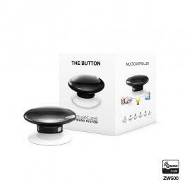 The Button (bezprzewodowy kontroler scen) Fibaro FGPB-101-2 ZW5 (czarny)