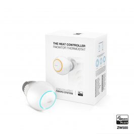 The Heat Controller (głowica termostatyczna) Fibaro FGT-001 ZW5 EU