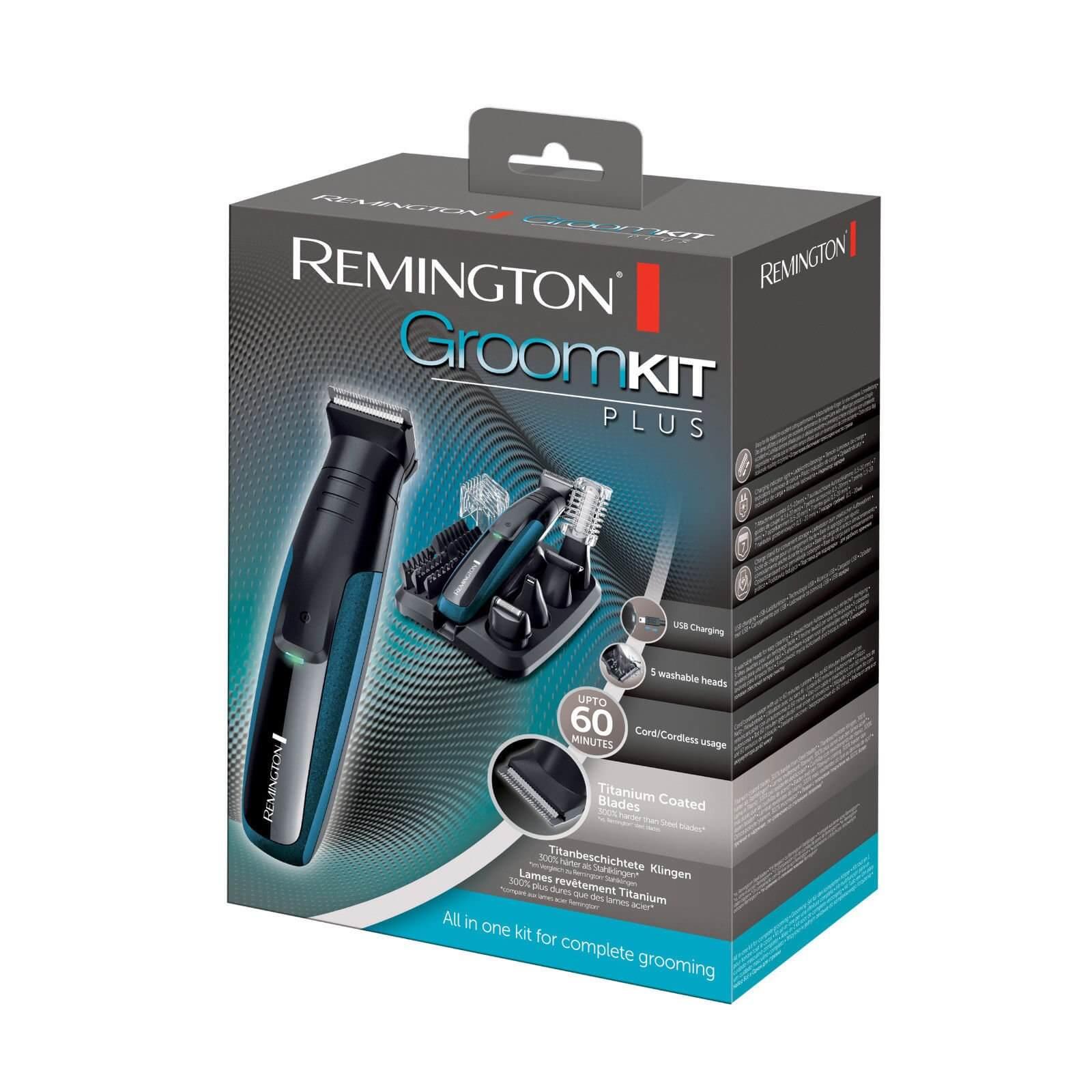 Zestaw do pielęgnacji osobistej Remington Groom Kit Plus PG6150