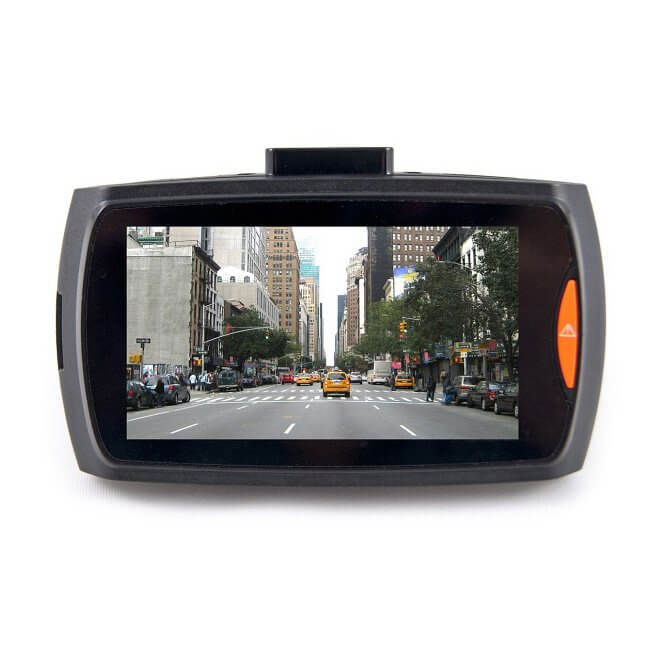 Rejestrator jazdy kamera samochodowa Xblitz Black Bird