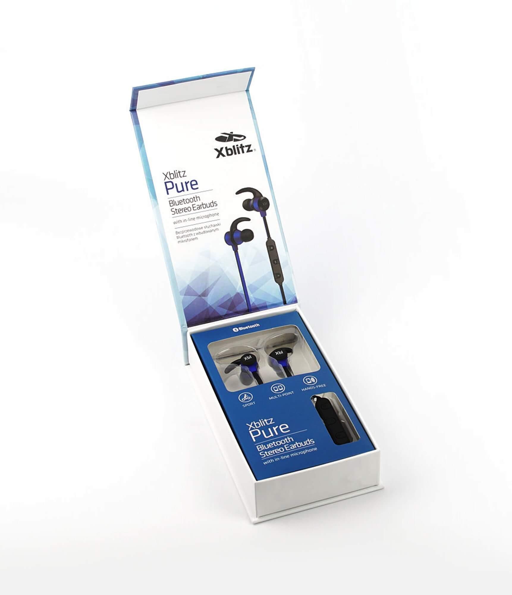Słuchawki bezprzewodowe Xblitz Pure
