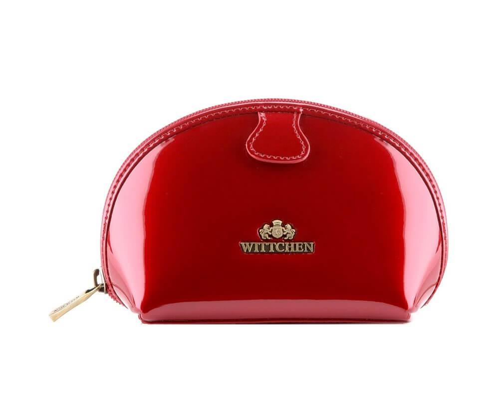Kosmetyczka Wittchen Verona (czerwona) 25-3-005-3