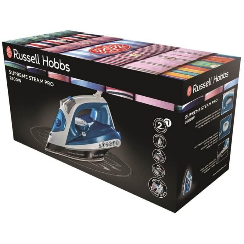 Żelazko Russell Hobbs Supreme Steam Pro 23971-56