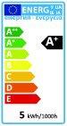 Żarówka LED Retlux REL 6 LED C37 2x5W E14