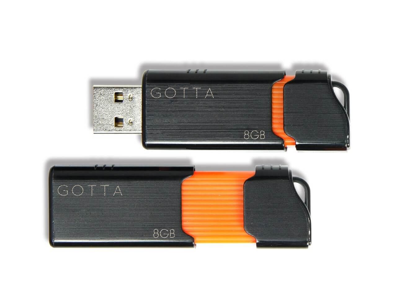 Dysk USB Gotta Retractable 8 GB