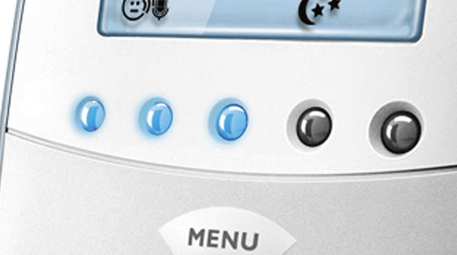 Elektroniczna niania Philips Avent SCD580/00 DECT